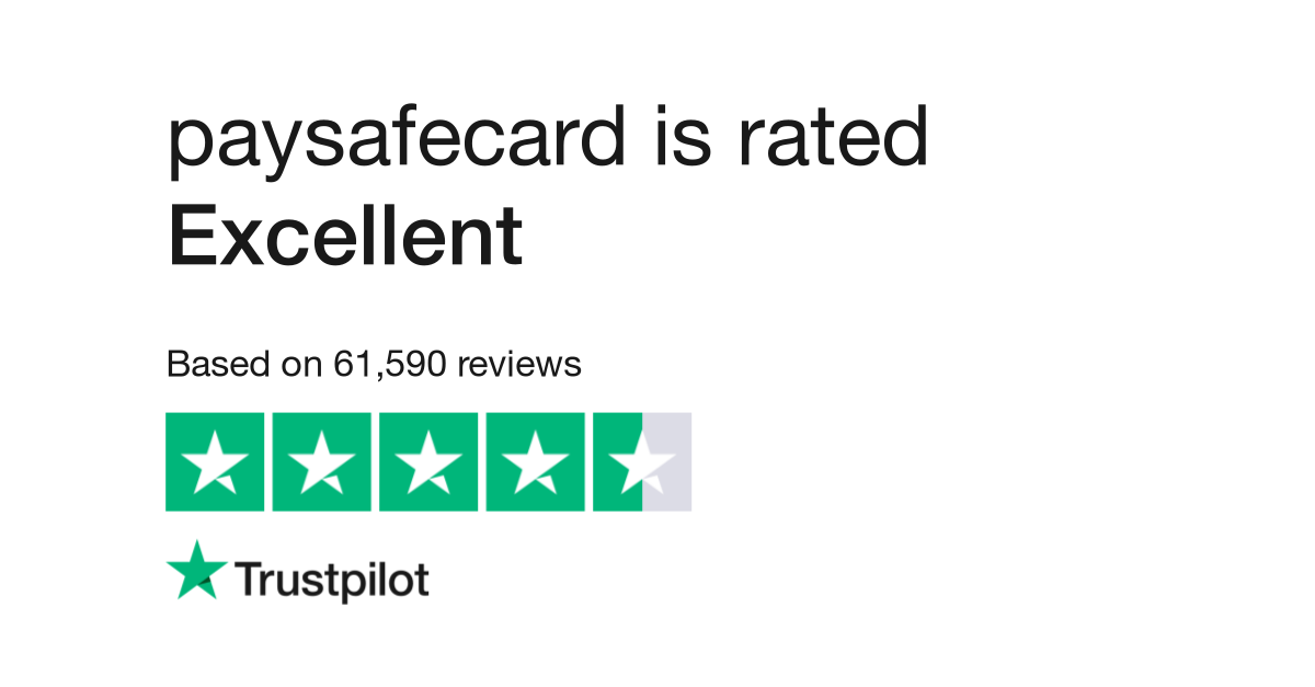 Paysafecard Gift Card Review | Gift Best