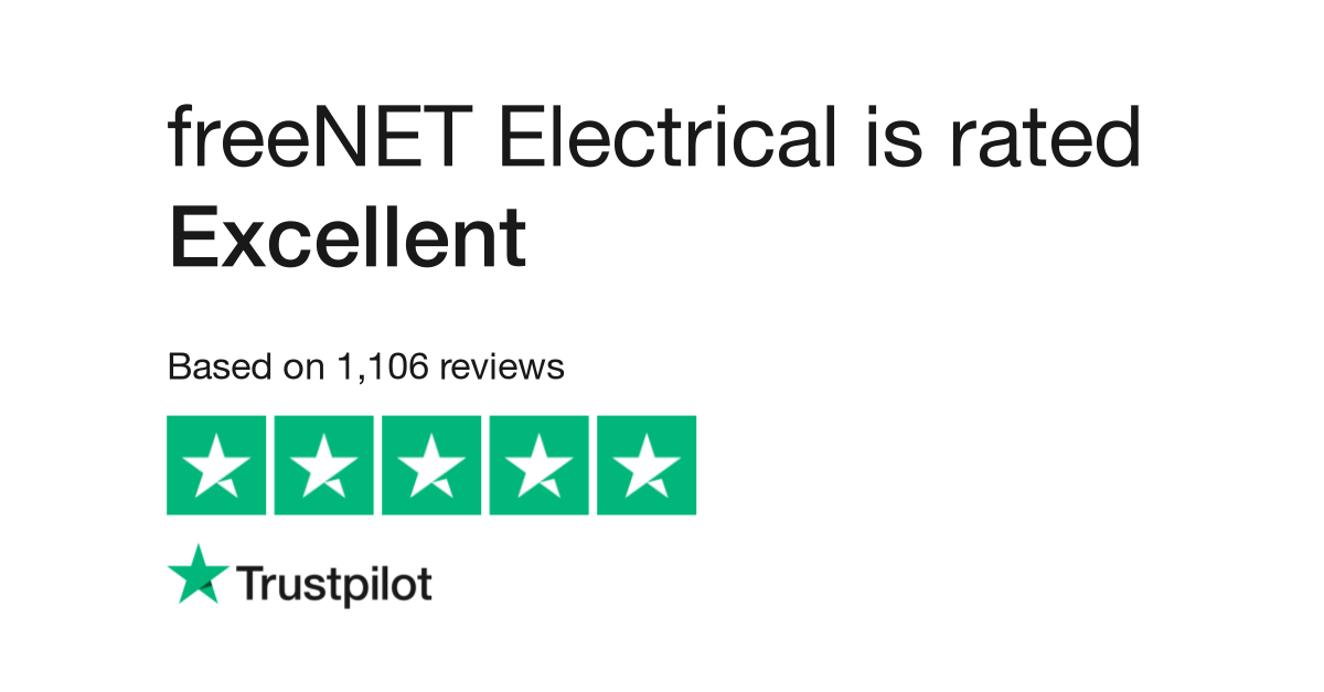 freeNET Electrical Reviews | Read Customer Service Reviews