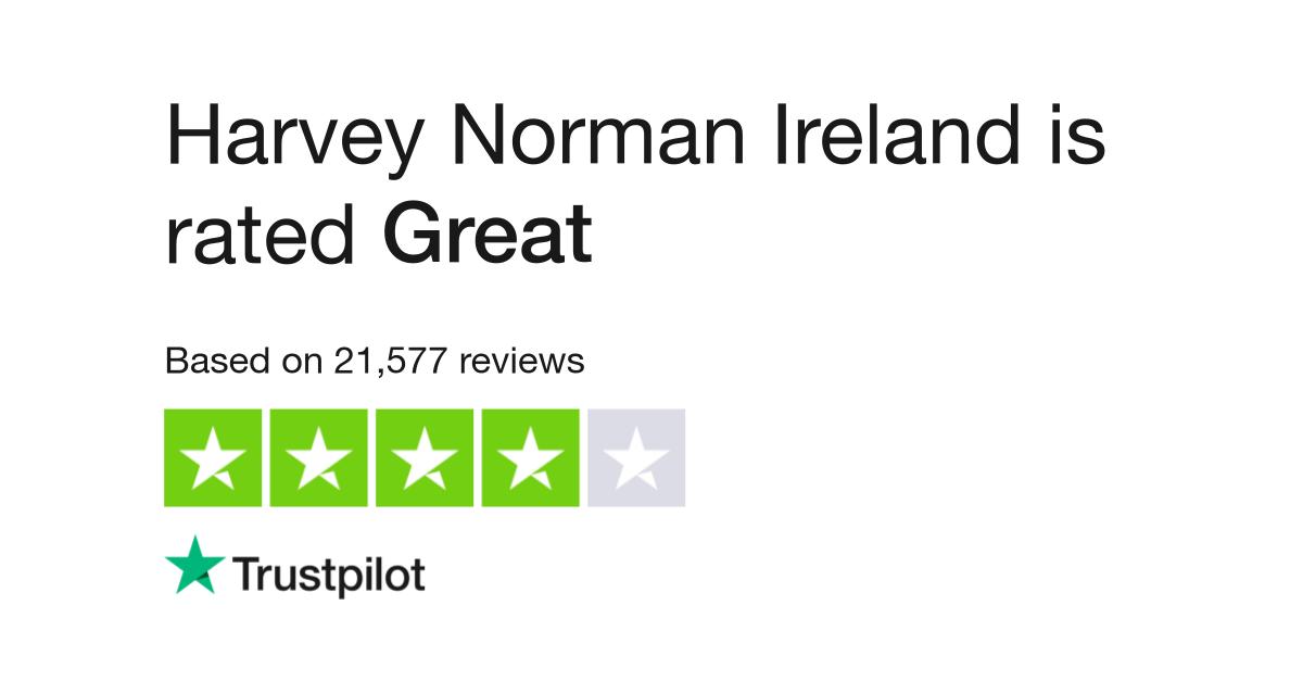 Harvey norman ireland reviews read customer service - Harvey norman ireland ...