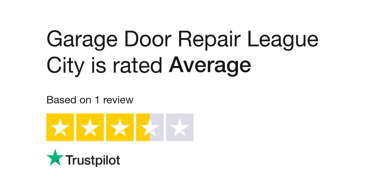 Garage Door Repair League City Reviews Read Customer Service
