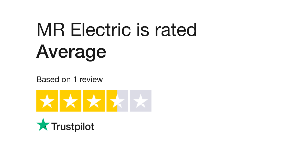 Mr Electric Reviews Read Customer Service Of Cornwall Co Uk