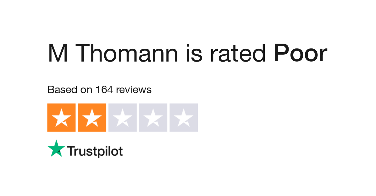 Thomann Reviews | Read Customer Service Reviews of m thomann de