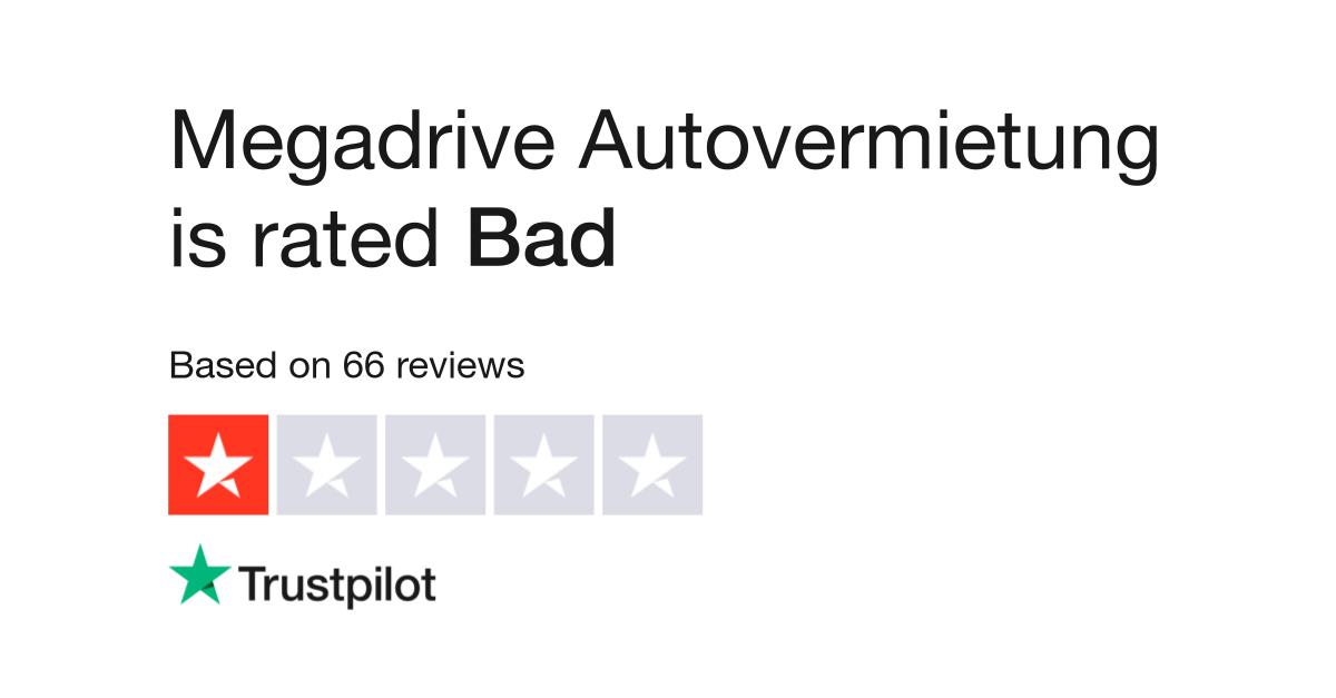 Megadrive Autovermietung Reviews   Read Customer Service Reviews of ...