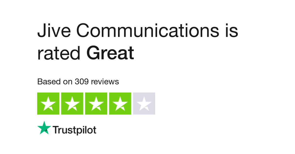 Jive Communications Reviews | Read Customer Service Reviews of jive com