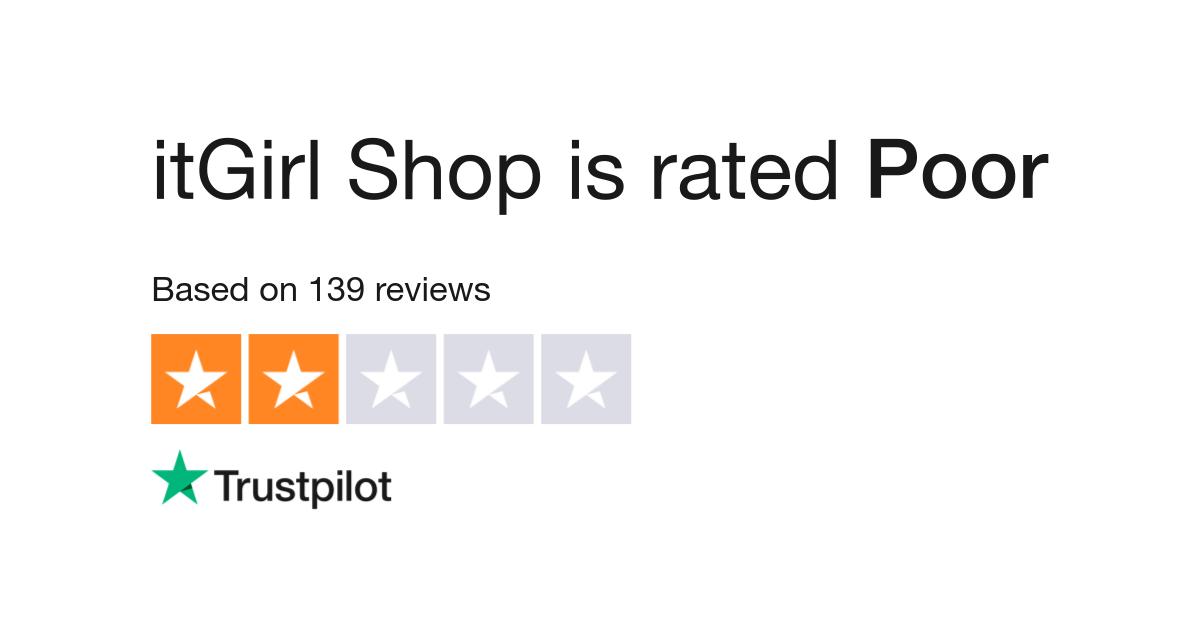 Itgirl Shop Reviews Read Customer Service Reviews Of