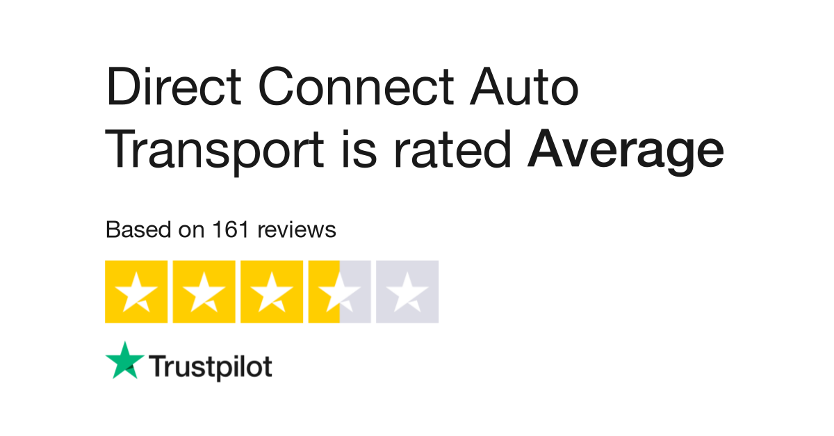 Direct Connect Auto Transport Reviews | Read Customer