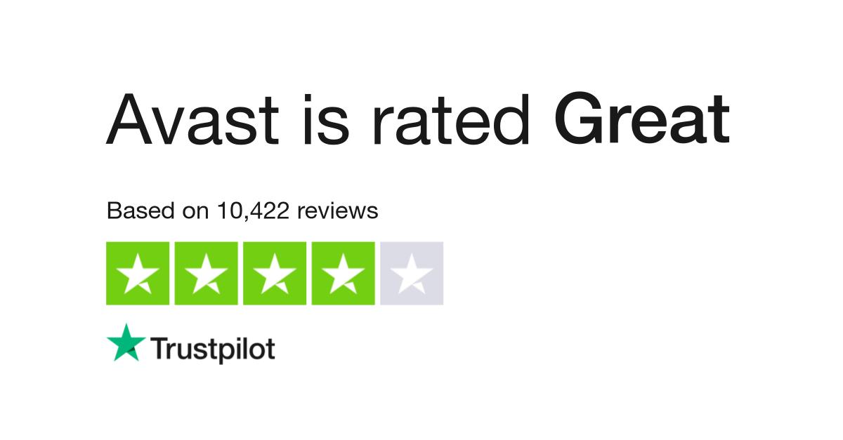avast.com reviews