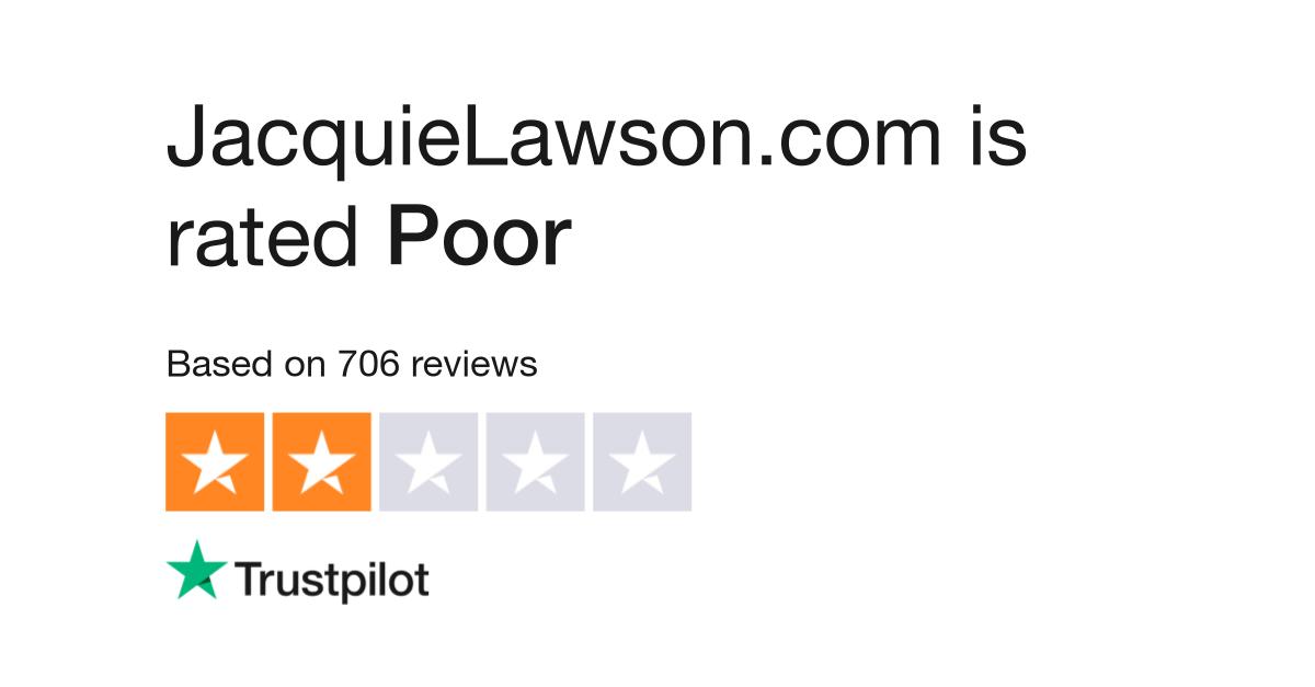 JacquieLawson.com Reviews | Read Customer Service Reviews of www ...