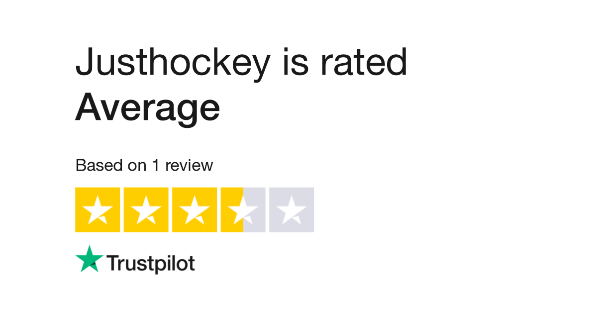 Justhockey Reviews | Read Customer Service Reviews of www