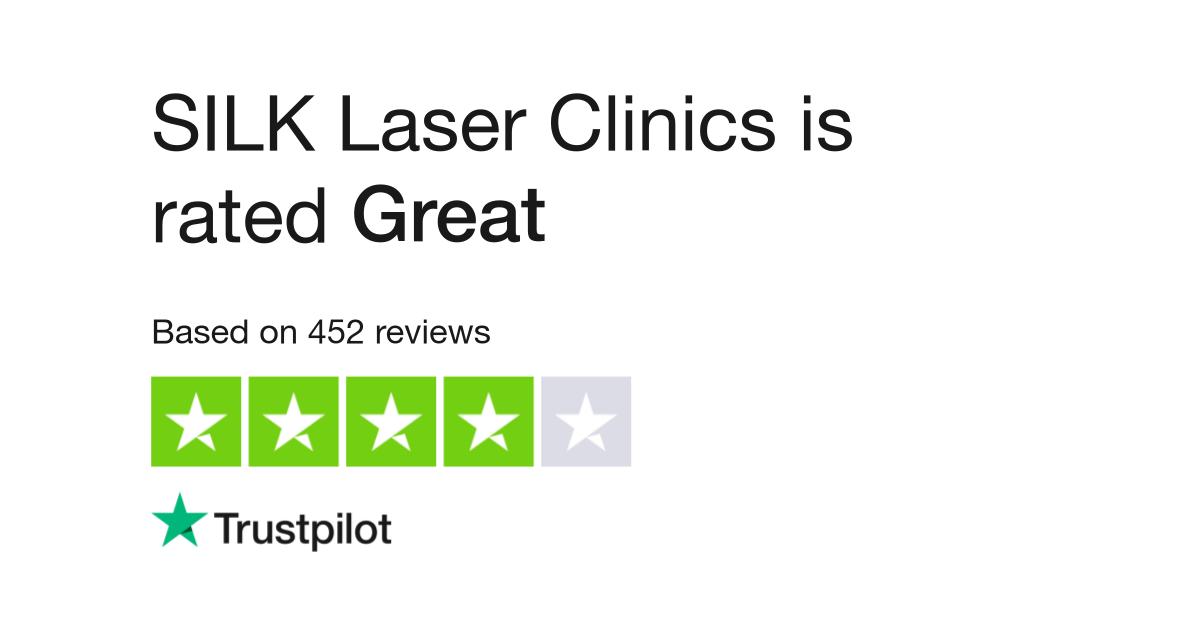 SILK Laser Clinics Reviews | Read Customer Service Reviews of