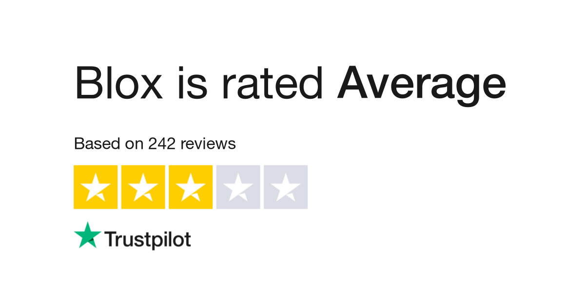 Blox Reviews Read Customer Service Reviews Of Blox Land 5 Of 5