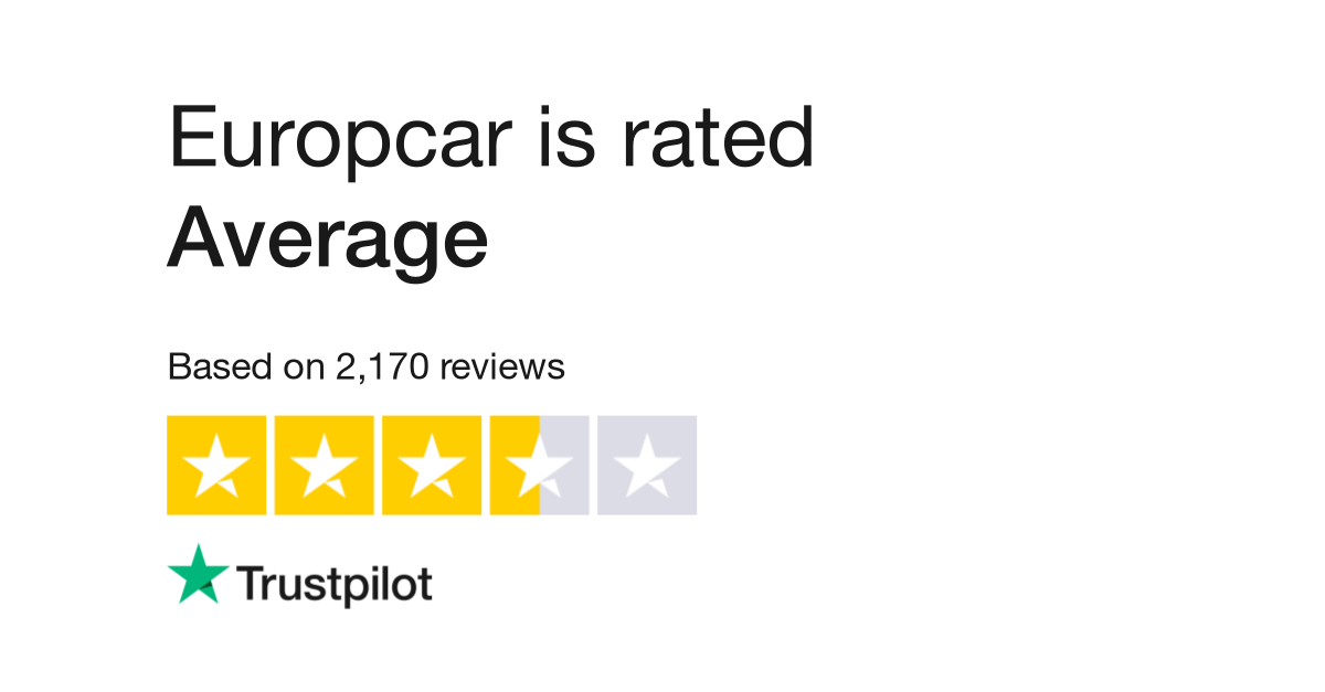 Europcar Reviews Read Customer Service Reviews Of Www Europcar De