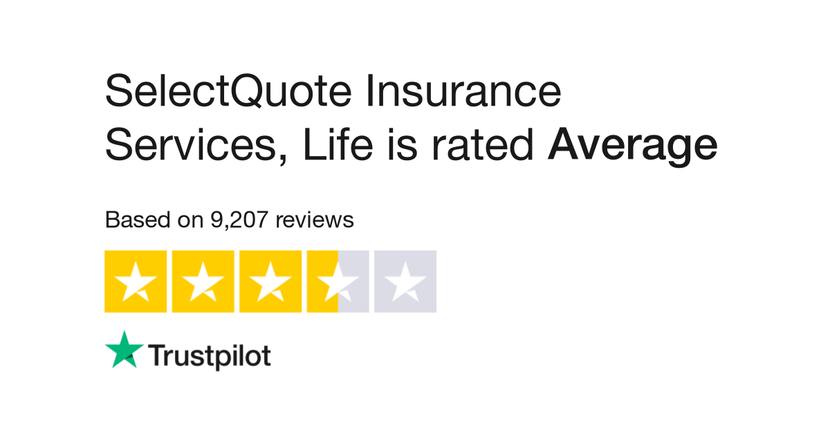 Select Quote Interesting Selectquote Insurance Services Reviews  Read Customer Service