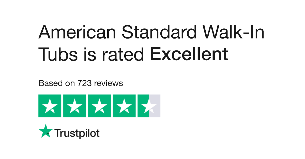 American Standard Walk In Tubs Reviews Read Customer Service