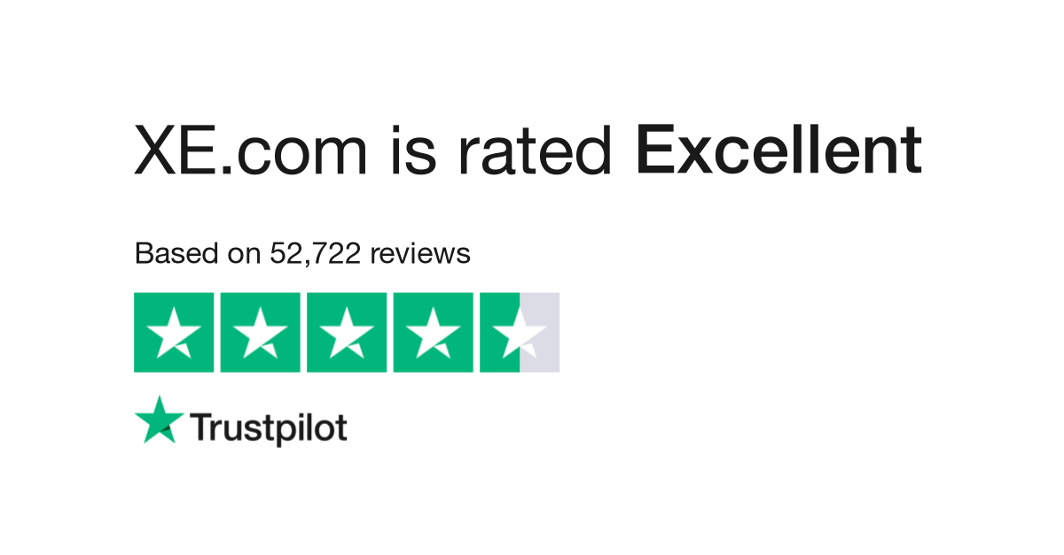 xe trade review login