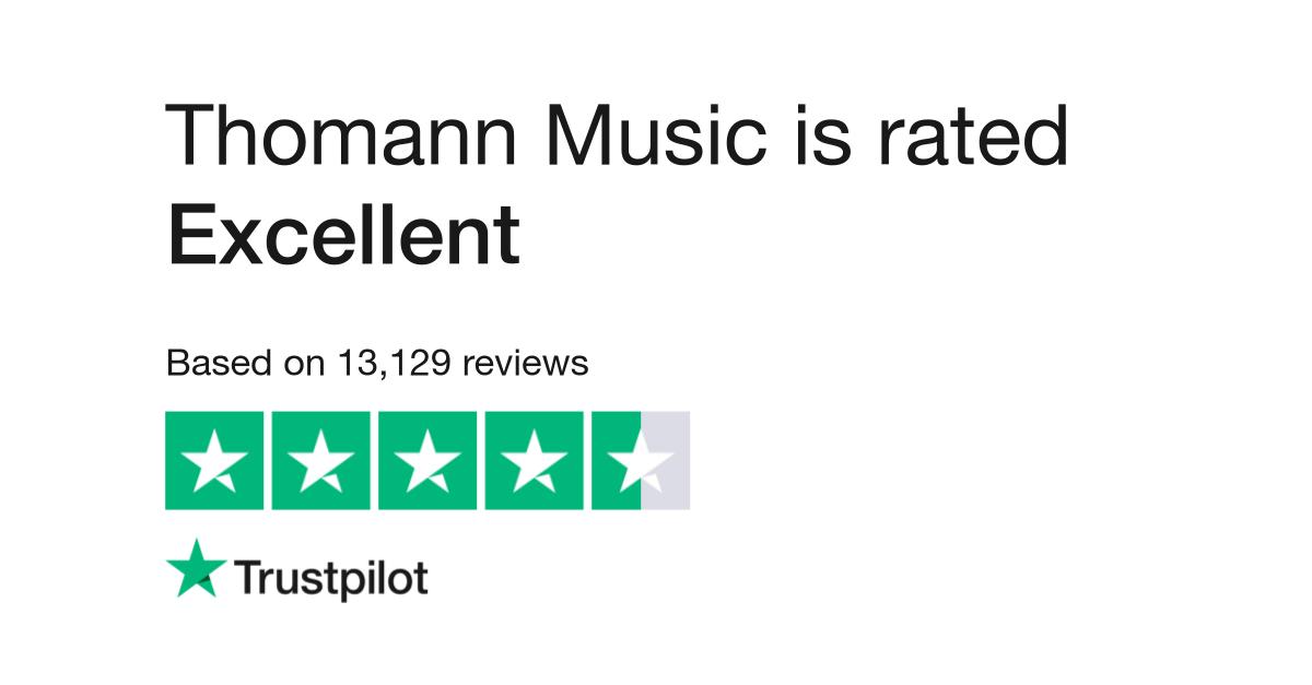 Musikhaus Thomann Reviews | Read Customer Service Reviews of