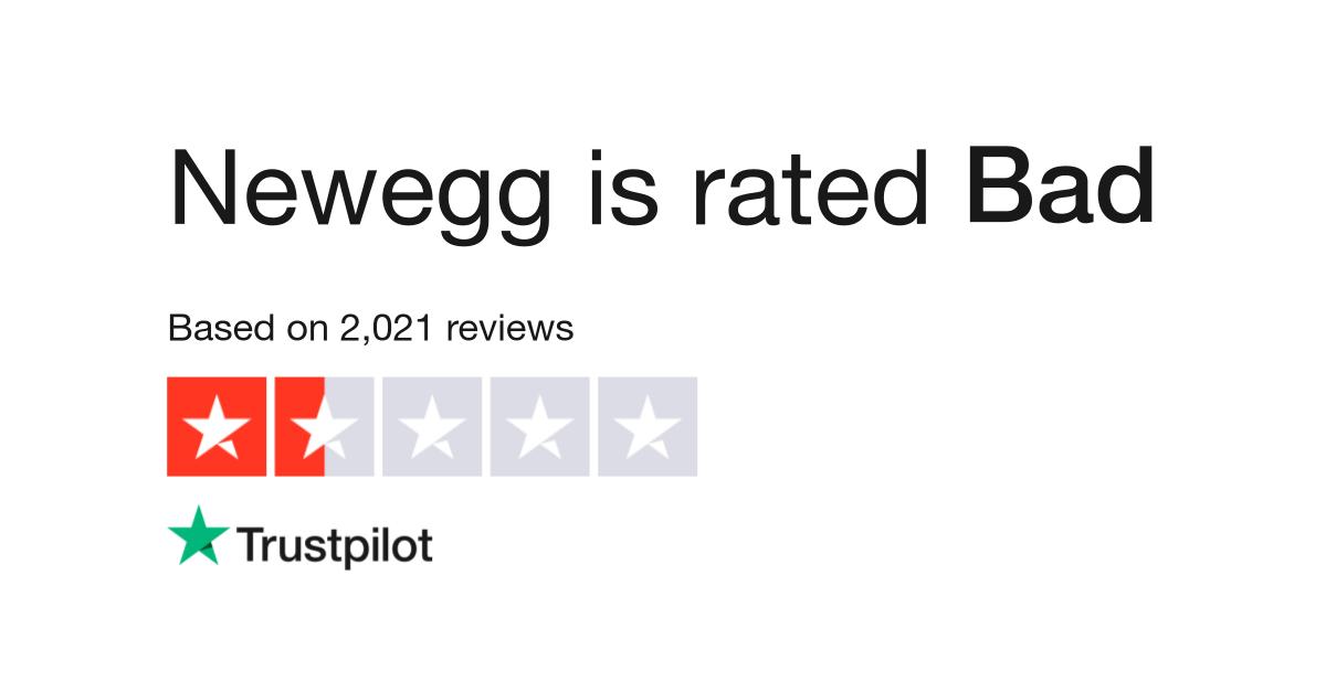 Newegg Reviews | Read Customer Service Reviews of www newegg com