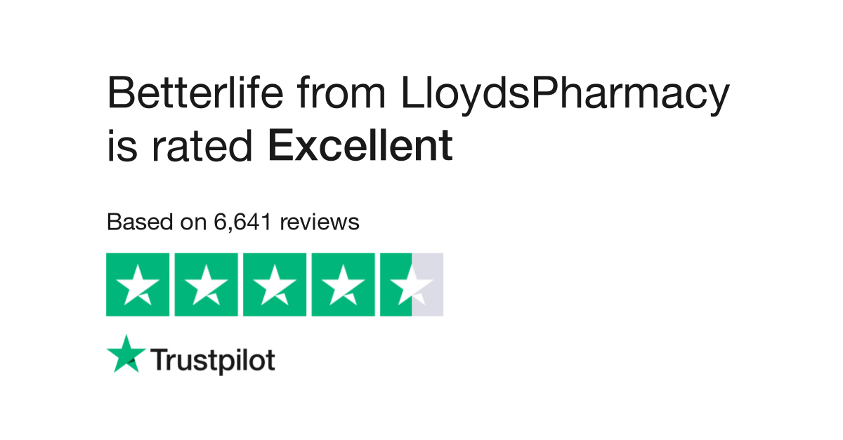 Tremendous Betterlife From Lloydspharmacy Reviews Read Customer Gmtry Best Dining Table And Chair Ideas Images Gmtryco