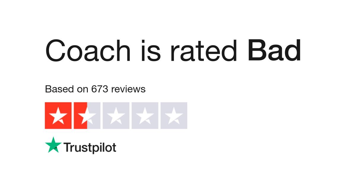 Coach Reviews  b24ee1acbdab8