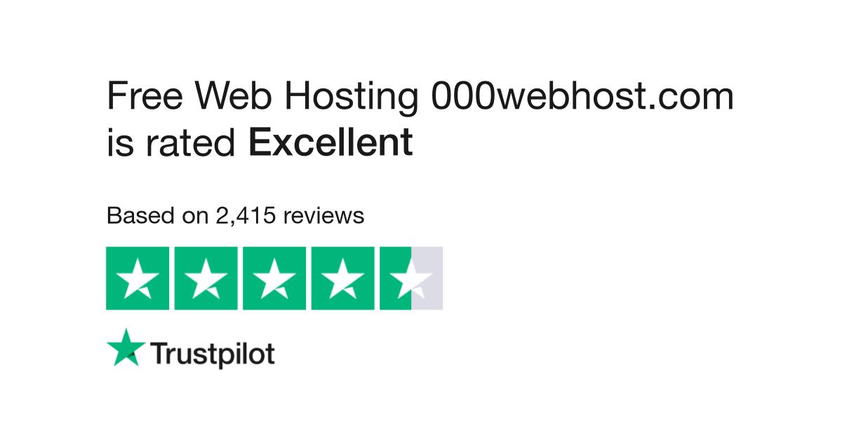 000webhost trustpilot