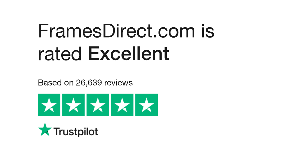 Frames Direct Reviews | Read Customer Service Reviews of www ...