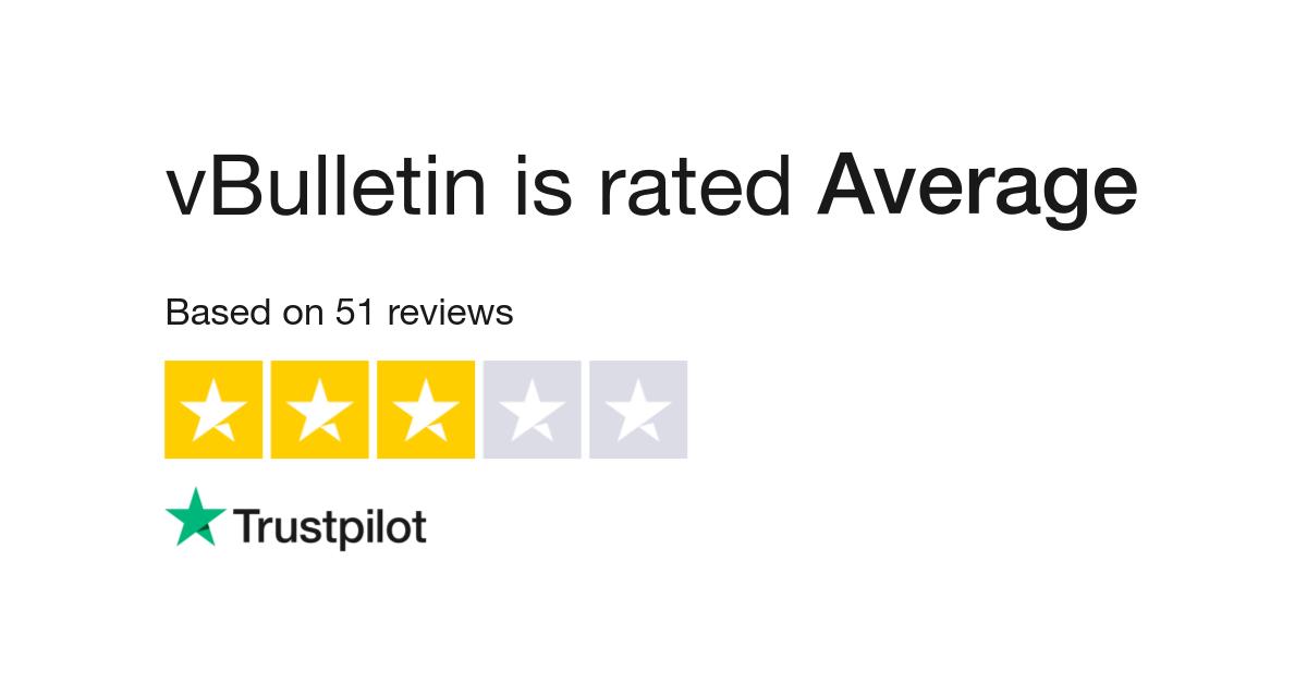 vBulletin Reviews   Read Customer Service Reviews of www