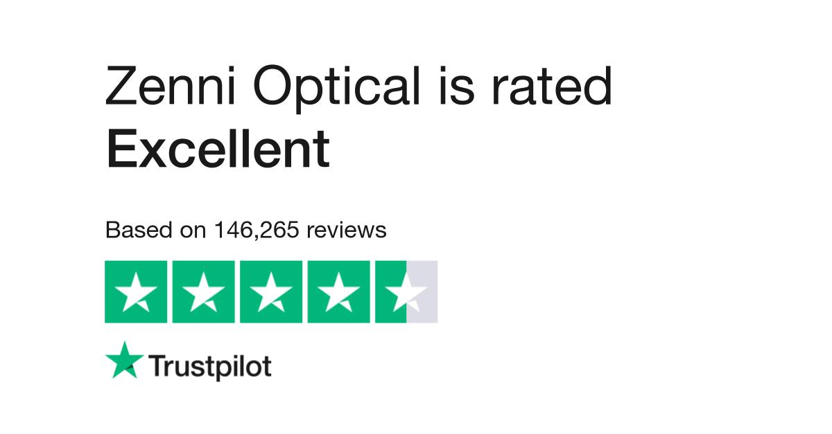 Zenni Optical Reviews | Read Customer Service Reviews of www