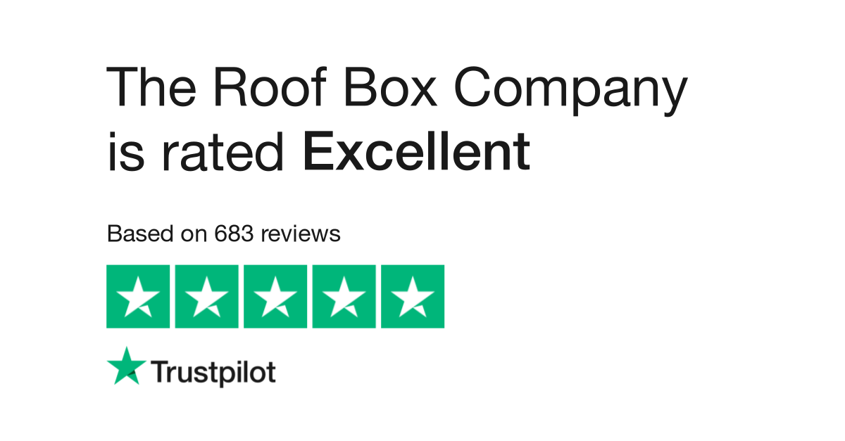 The Roof Box Company Reviews Read Customer Service Reviews Of Www Roofbox Co Uk