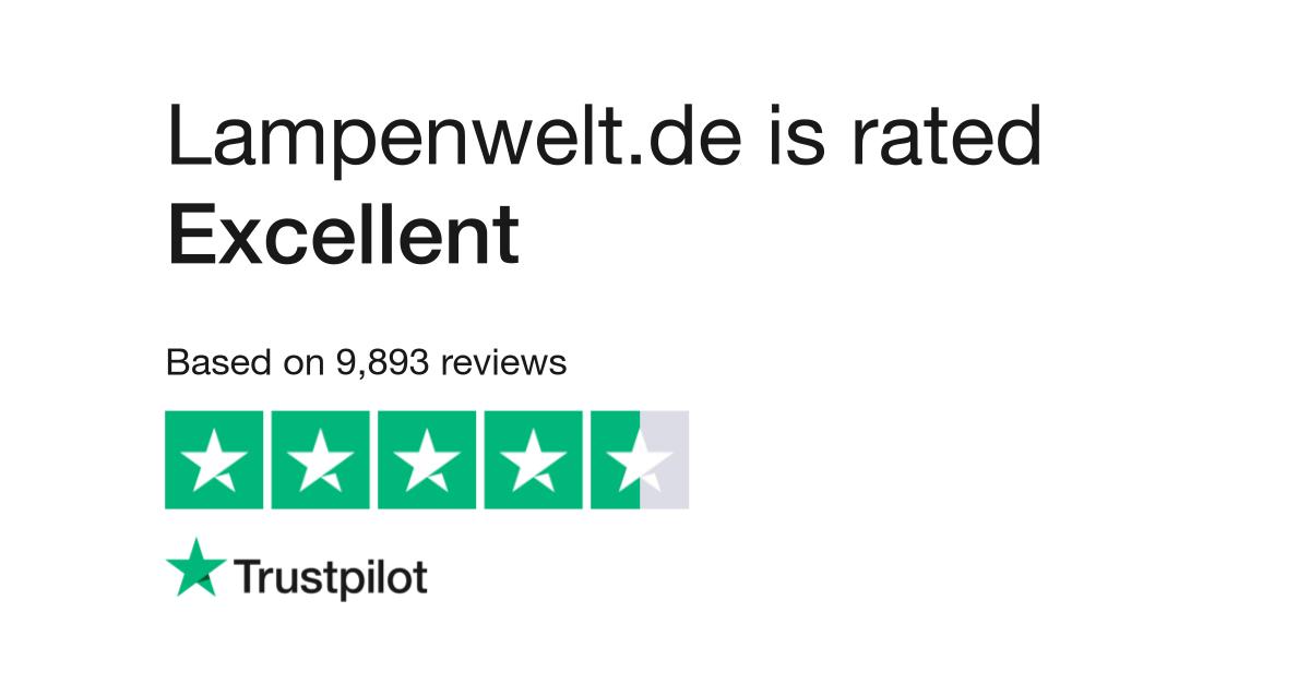 Lampenwelt De Reviews Read Customer Service Reviews Of Www