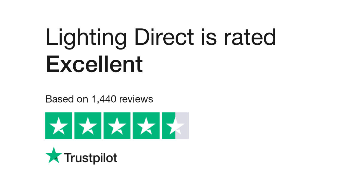 Lighting Direct Reviews | Read Customer Service Reviews of