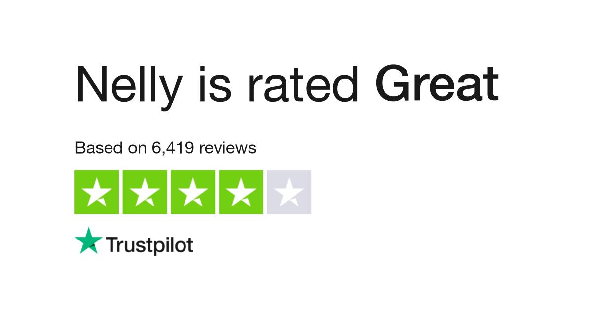 4e6c4fe3 Nelly Reviews | Read Customer Service Reviews of www.nelly.com