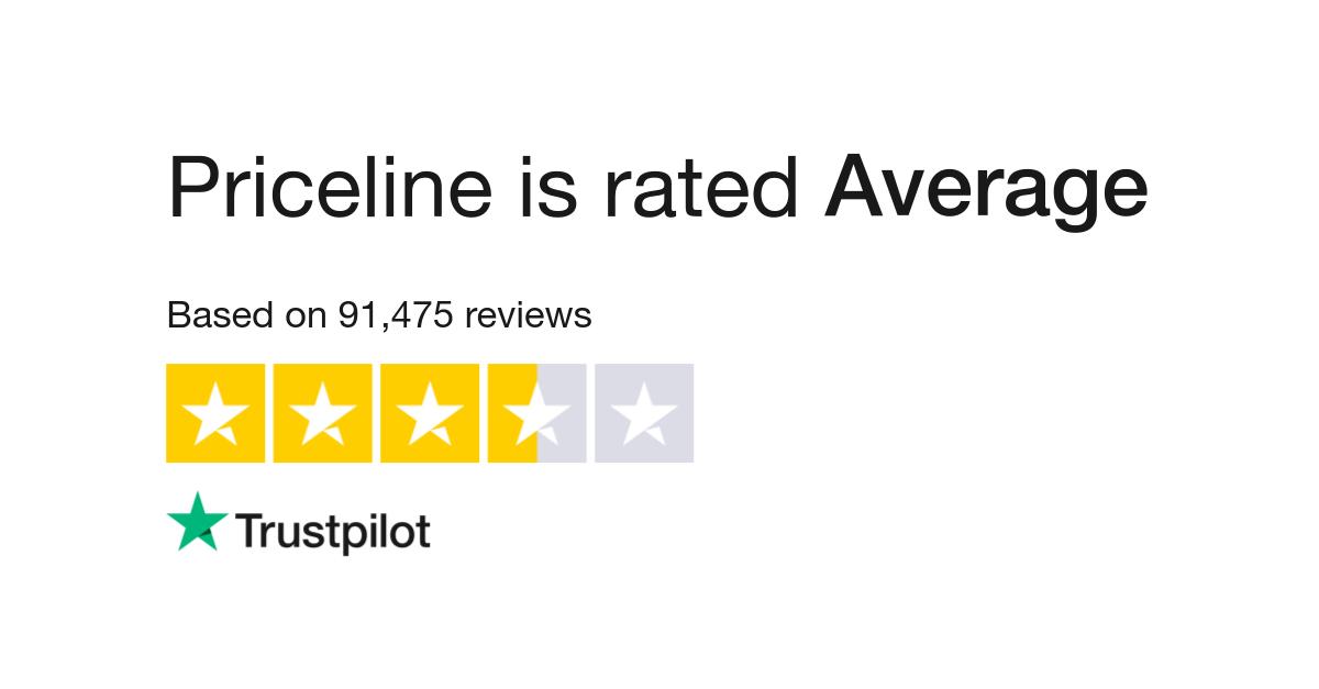 Priceline Reviews | Read Customer Service Reviews of www priceline com