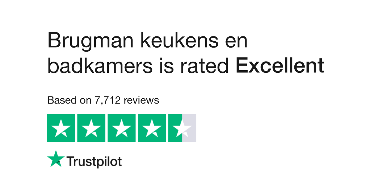 Brugman keukens en badkamers Reviews | Read Customer Service Reviews ...