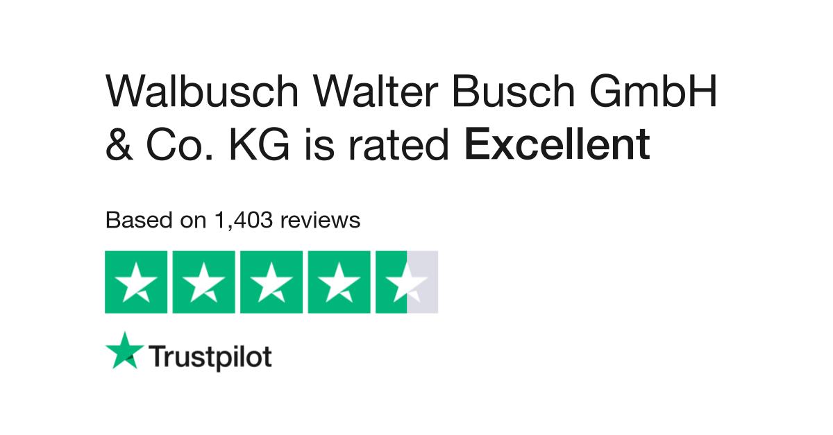 Neu werden billig werden Tiefstpreis Walbusch Walter Busch GmbH & Co. KG Reviews | Read Customer ...