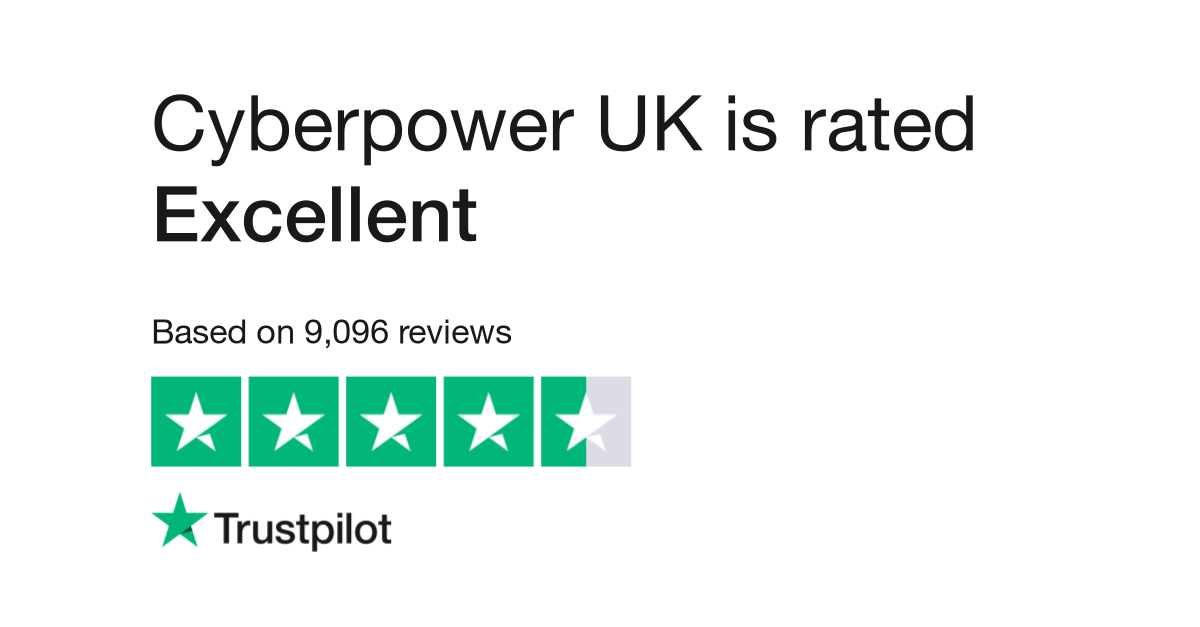 Cyberpower UK Reviews   Read Customer Service Reviews of www