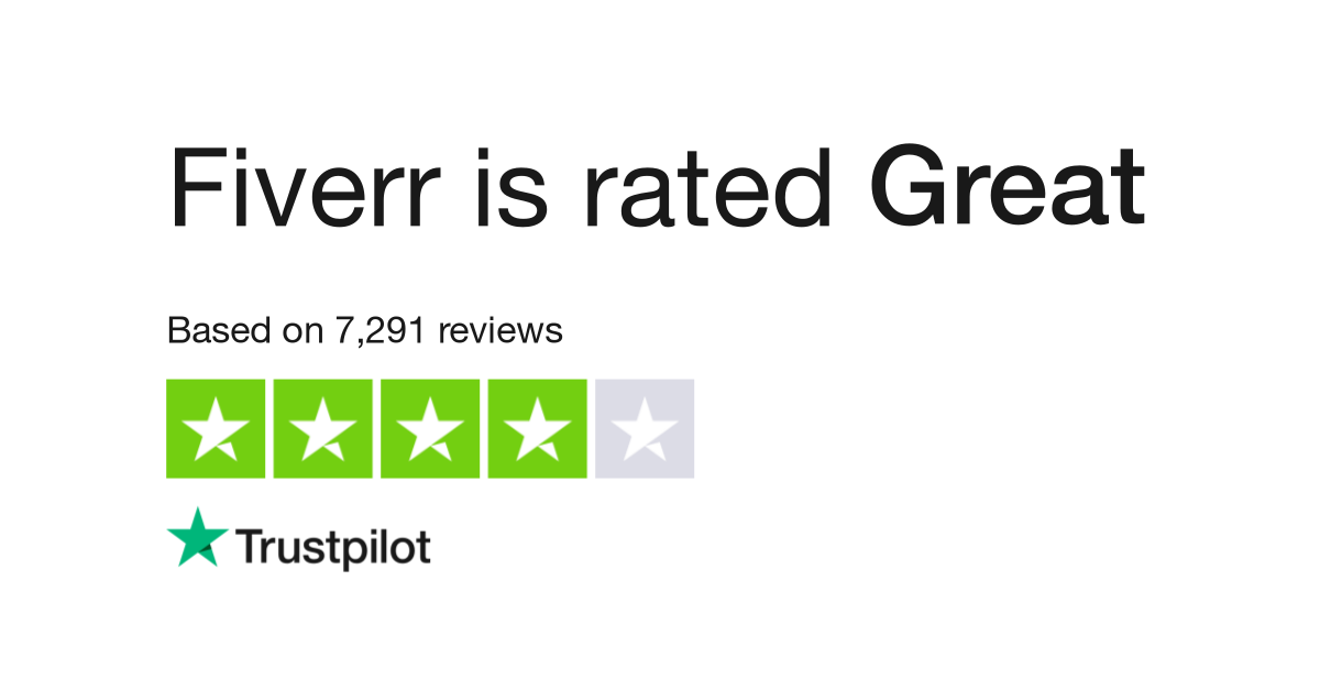 fiverr reviews read customer service reviews of www fiverr com