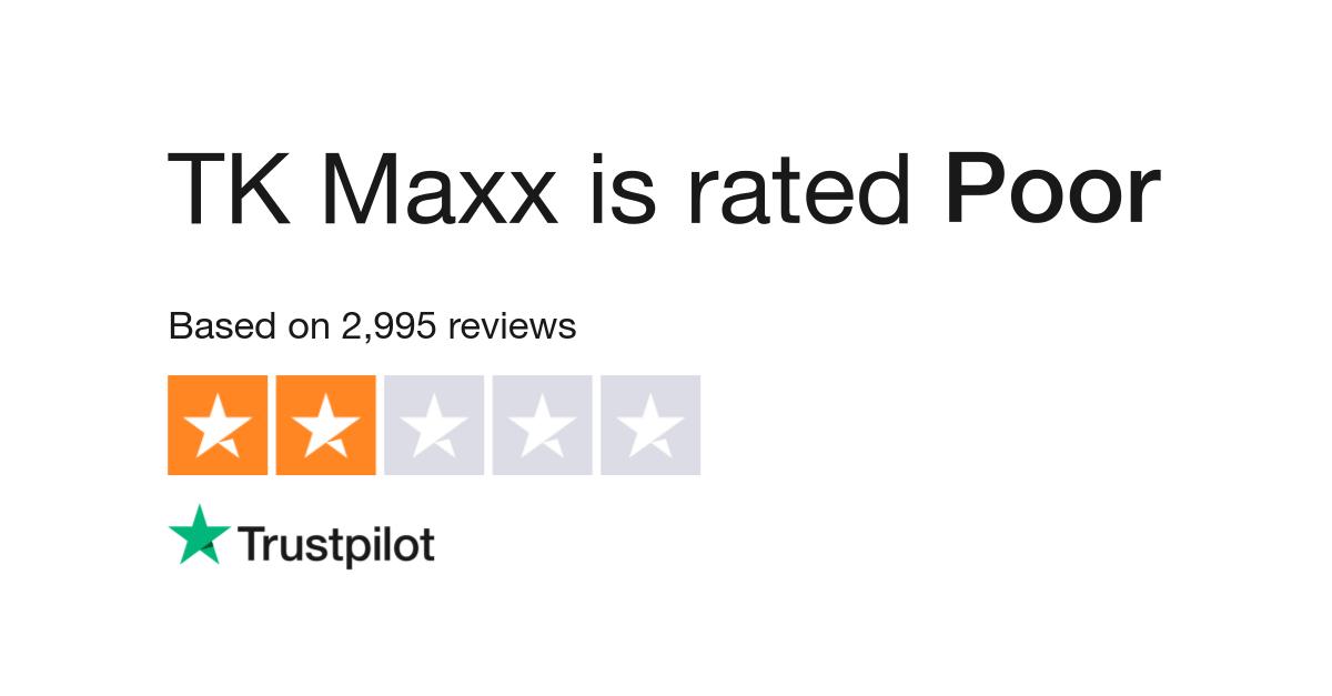 cc4a0429f3f8 TK Maxx Reviews | Read Customer Service Reviews of www.tkmaxx.com | 6 of 33