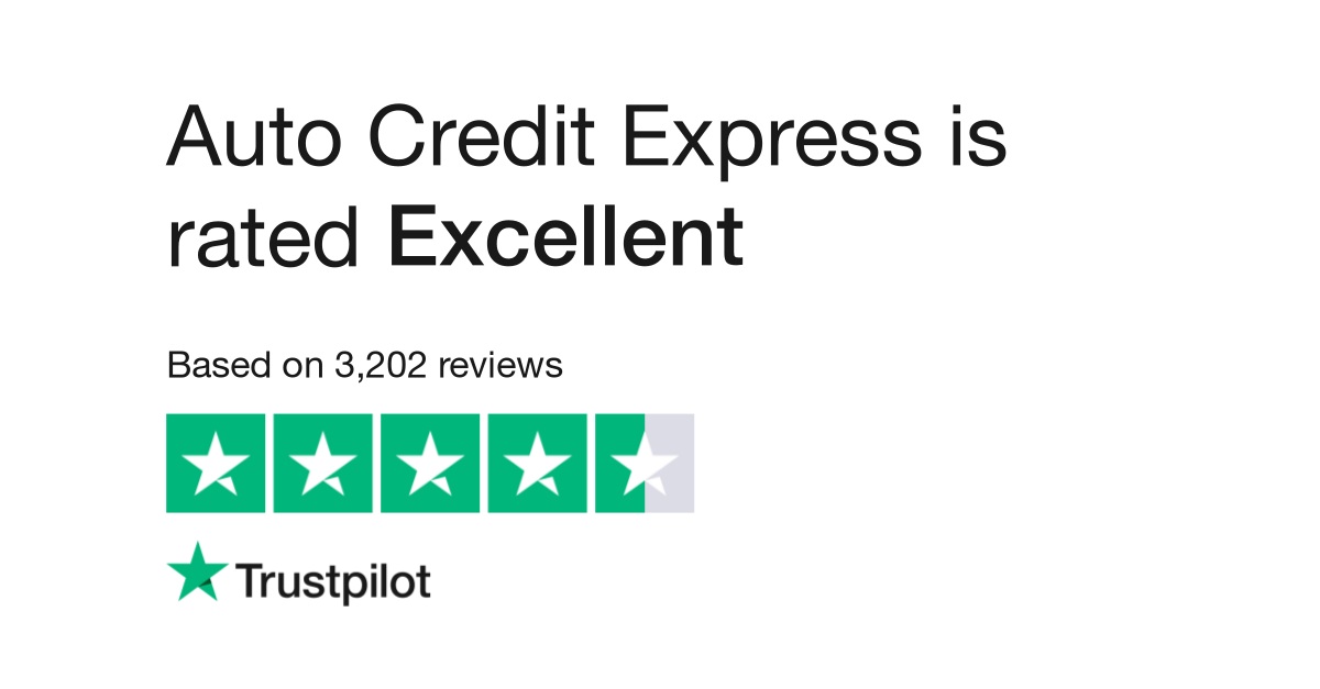 Auto Credit Express Reviews >> Auto Credit Express Reviews Read Customer Service Reviews Of Www