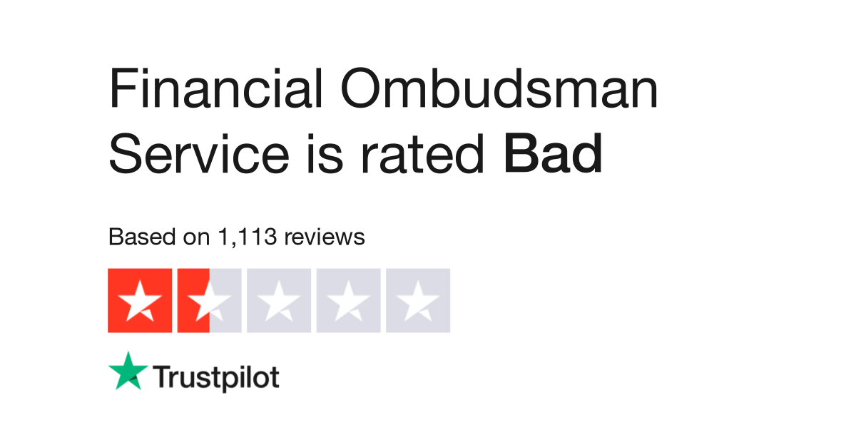 Financial Ombudsman Service Reviews | Read Customer Service Reviews