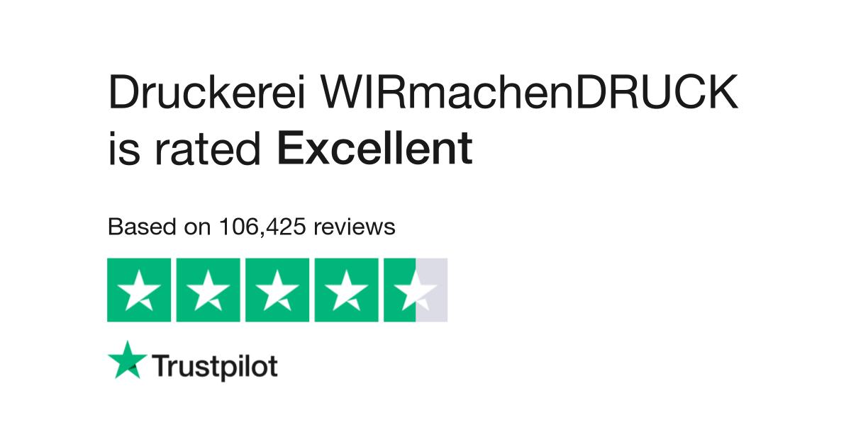 Druckerei Wirmachendruck Reviews Read Customer Service