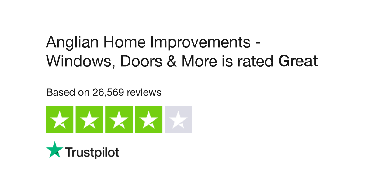 Anglian Home Improvements Reviews Read Customer Service Reviews Of Www Anglianhome Co Uk