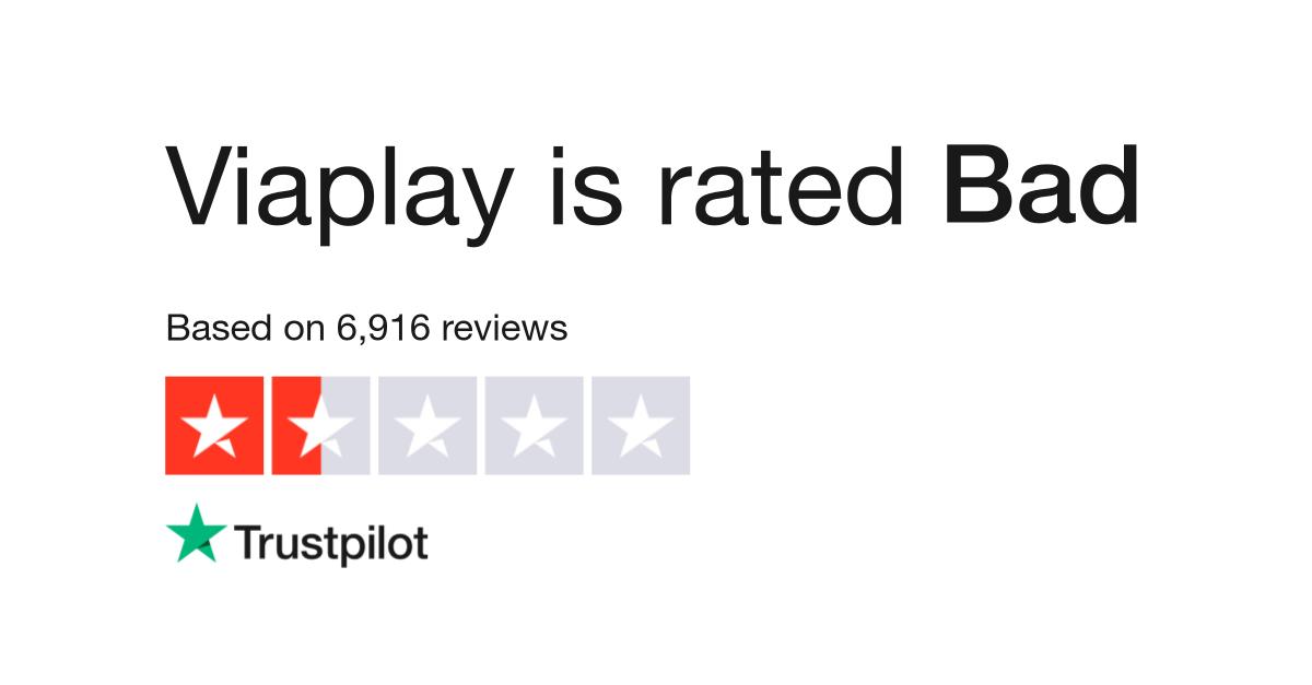 Viaplay Reviews Read Customer Service Reviews Of Viaplaydk