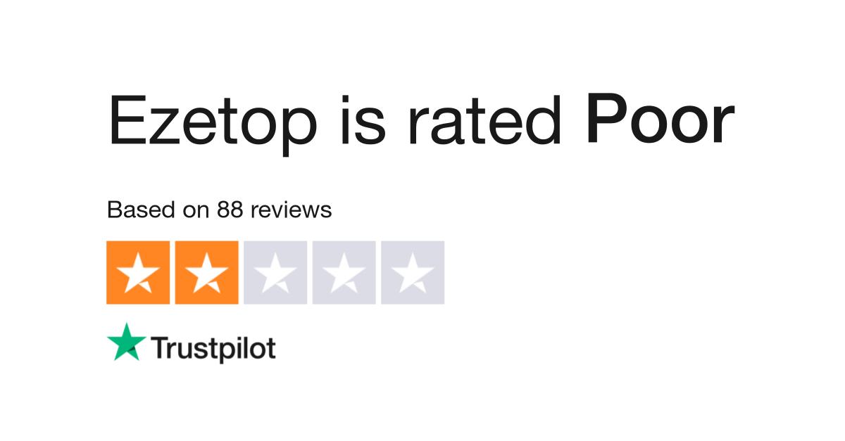 Ezetop Reviews | Read Customer Service Reviews of www ezetop com