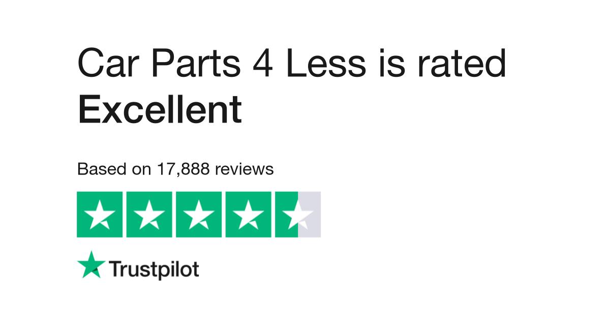 Car Parts 4 Less Reviews Read Customer Service Reviews Of