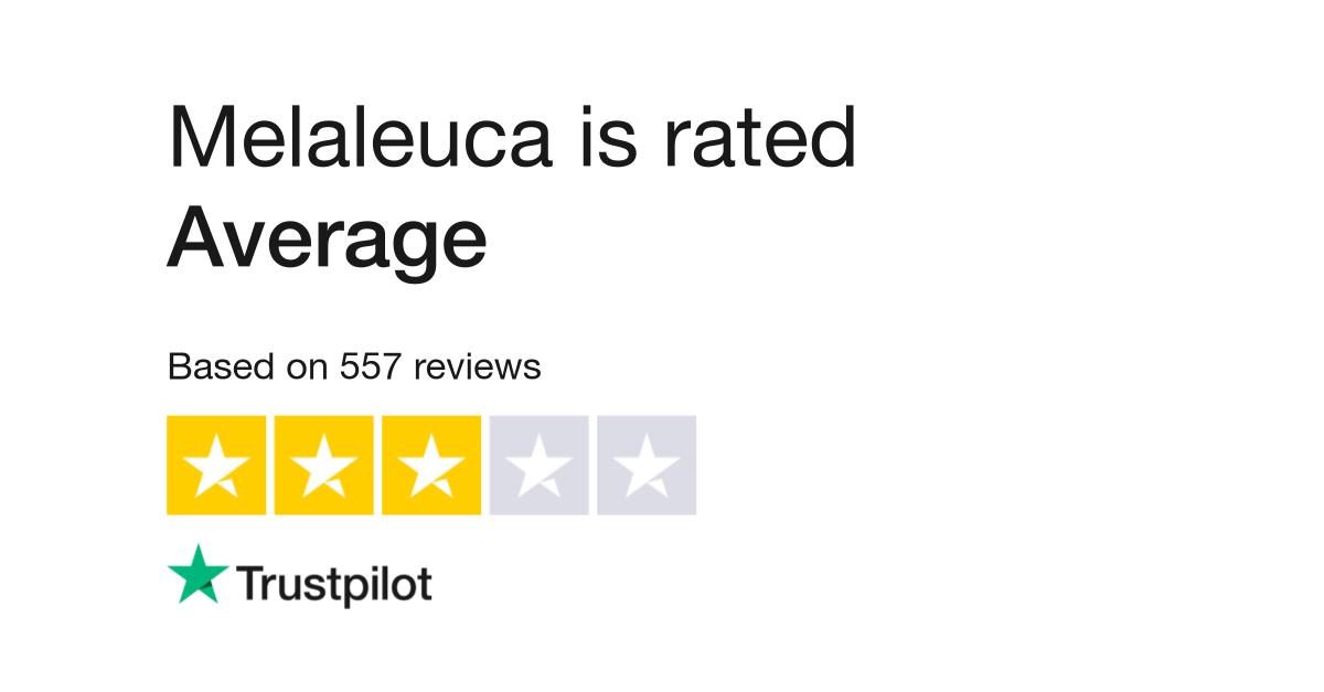 Melaleuca Reviews | Read Customer Service Reviews of www.melaleuca.com