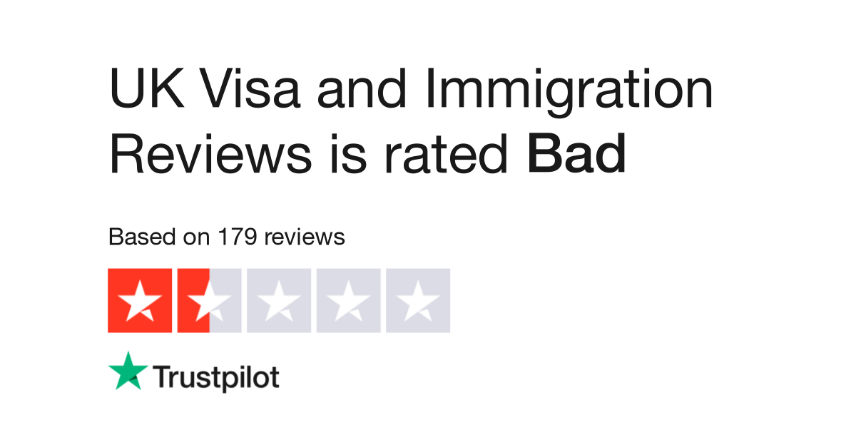 UK Visa and Immigration Reviews Reviews | Read Customer