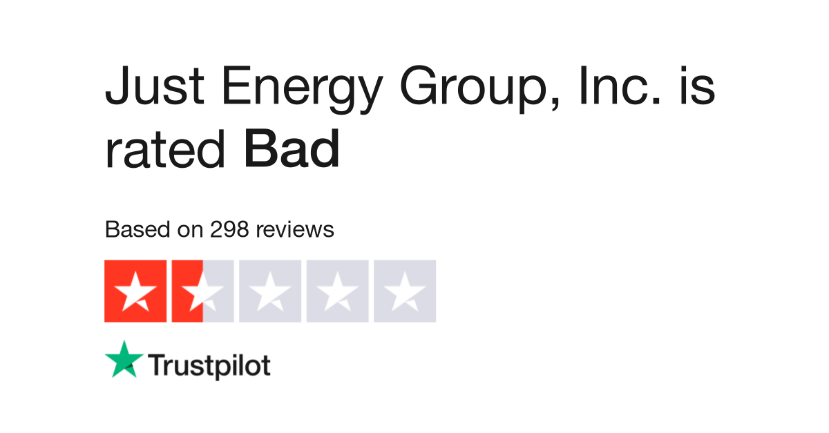 Just Energy Reviews   Read Customer Service Reviews of