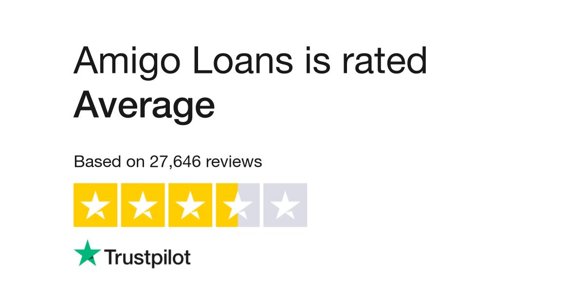 Amigo Loans Reviews | Read Customer Service Reviews of
