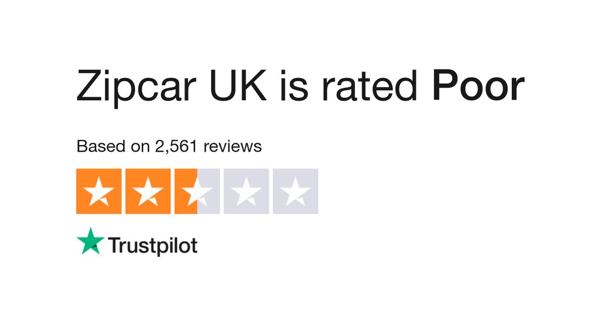 Zipcar Uk Reviews Read Customer Service Reviews Of Zipcar Co Uk