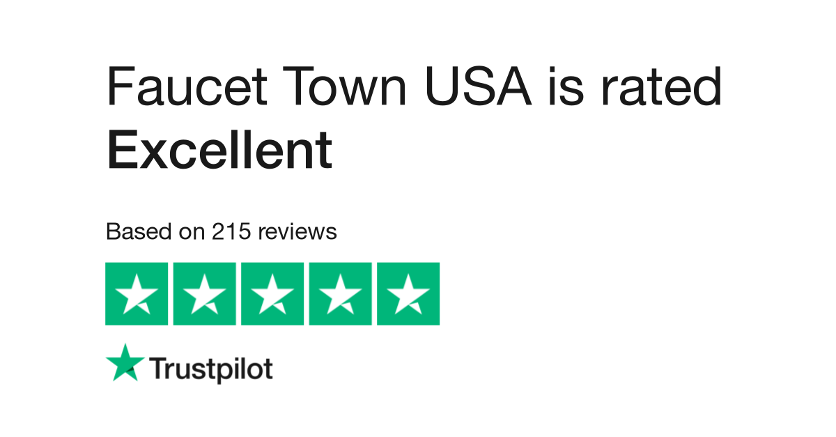 Faucet Town USA Reviews | Read Customer Service Reviews of www ...